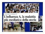 (Microsoft PowerPoint - relazione influenza A Maria ... - SPES-alfa
