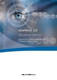 scireWorx 3.0 Situatives Lernen - inside Unternehmensgruppe