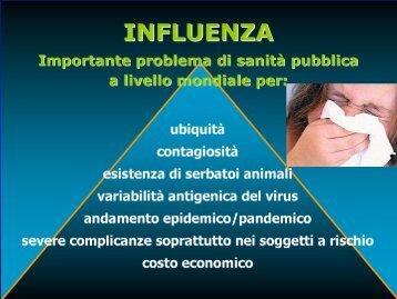 9) virus influenzali