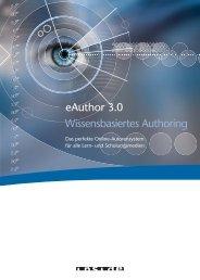eAuthor 3.0 - inside Unternehmensgruppe