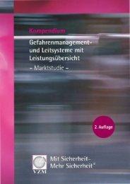 VZM Kompendium »Gefahrenmanagement und ... - TeMedia Verlag