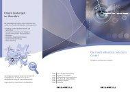 eBS Flyer - inside Unternehmensgruppe