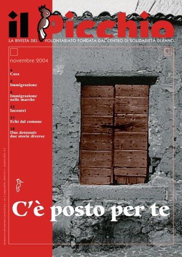 n. 1 - 2004 - Il Picchio