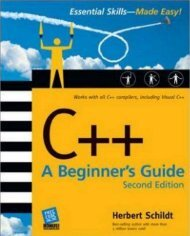 C++%20A%20Beginner%27s%20Guide%202nd%20Edition%20%282003%29