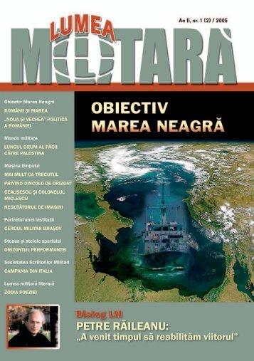 LUMEA MILITARA 2.qxp - Editura Militara