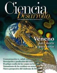 Septiembre-octubre - Revista Ciencia y Desarrollo - Conacyt