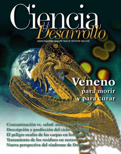 96283c22a06 Septiembre-octubre - Revista Ciencia y Desarrollo - Conacyt
