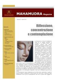 Anno II, n.03 - aprile 2010 - Mahamudra-pd.org