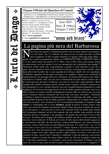 Numero 99bis - Quartiere di Canneti