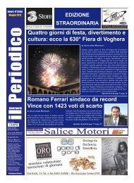 Maggio 2012 - edizione speciale - Il Periodico News