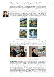 Il Bernina, il giornale online della Valposchiavo, 20.5.2012
