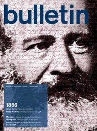 Alfred Escher Storia di un fondatore Walter Kielholz Intervista al ...