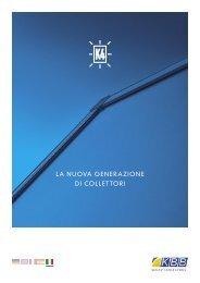 LA NUOVA GENERAZIONE DI COLLETTORI - k4-collectors.com