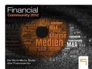 Financial Community 2012 - IQ media marketing