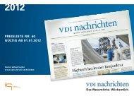 Mediadaten 2012 - IQ media marketing