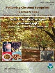 Sulle Orme del Castagno - Acta Horticulturae