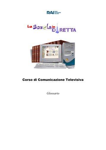 Word Pro - glossario.lwp - Copellino, Dario