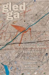 Vladimir Makuc Forma viva - Obalne galerije Piran