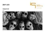ZEIT LEO - IQ media marketing