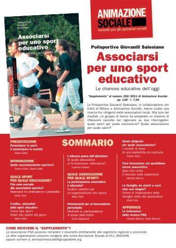juvenilia - PGS Italia