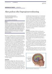 pdf-udgave - Ugeskrift for Læger