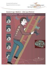 Antipsykotika – midler mod psykoser