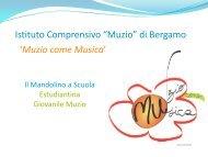 il mandolimo a scuola - Icmuzio.It