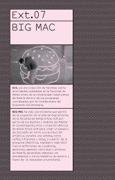 Ext.07 BIG MAC - Portal de Espacios Web UCM - Universidad ...