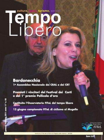 n. 65 - Federazione Italiana Tempo Libero