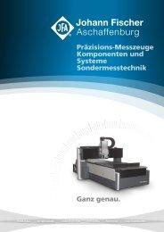 Präzisions-Messzeuge Komponenten und Systeme Sondermesstechnik