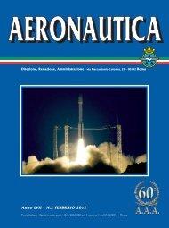 Anno LVII - N.2 FEBBRAIO 2012 - Associazione Arma Aeronautica ...
