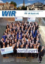 Drei mal TÜV zertifiziert (pdf 1.700 kb) - VR Bank eG Bergisch ...
