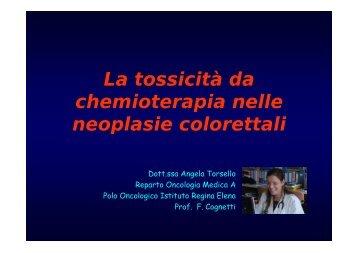 tossicita_della_chemioterapia - AMOC