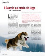 Di Fabrizio Ottaviani: Il cane: la sua storia e la legge - Ardia.ch