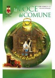 La Voce del Comune 04/2011 - Comune di Martinengo