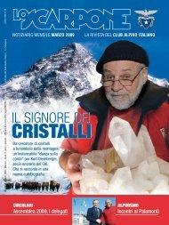 LO SCARPONE 003 - Club Alpino Italiano