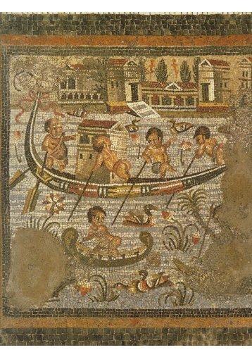Il culto di Iside e l'Egittomania antica in Campania