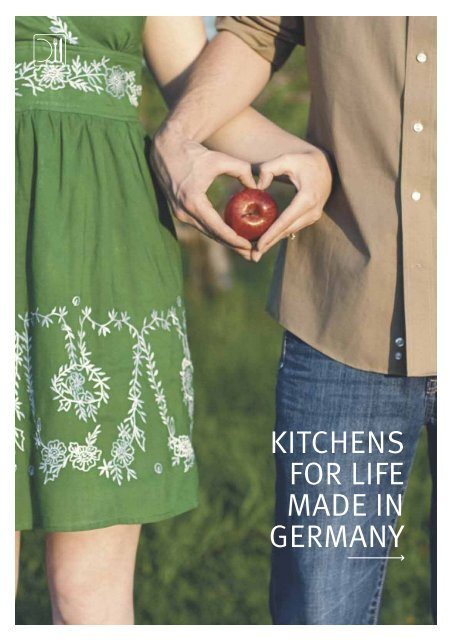 kitchens for life made in germany kitchens for life ... - Espaciodeco.com