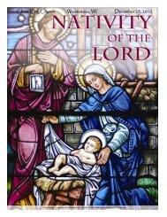 December 23, 2012 - Christ King Parish