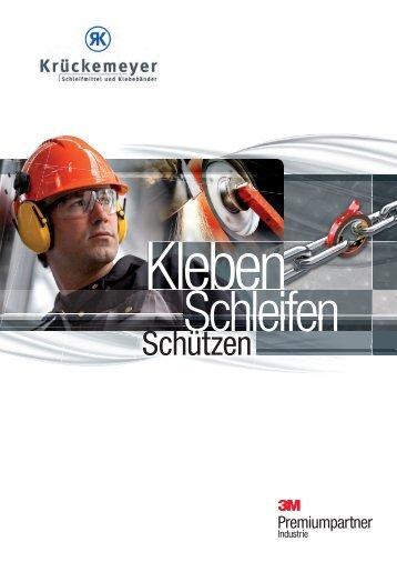 Kleben - Schleifen- Schützen - Reinhard Krückemeyer