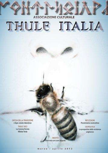 ASSOCIAZIONE CULTURALE - thule-italia.org