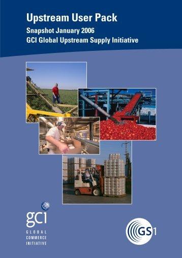 GCI Global Upstream Supply Initiative