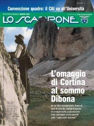 LO SCARPONE 03 - Club Alpino Italiano