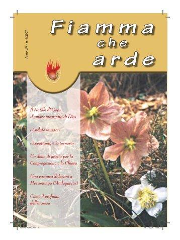 numero 4 - Piccole Serve del Sacro Cuore per gli Ammalati Poveri