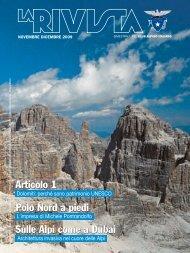 Polo Nord a piedi Articolo 1 Sulle Alpi come a Dubai Polo Nord a ...
