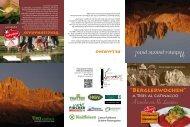 flyer 2013 - Tiers am Rosengarten