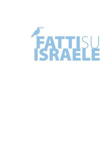 FATTISU ISRAELE - Israel Ministry of Foreign Affairs