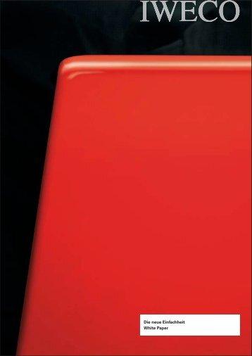 Die neue Einfachheit White Paper - IWECO Werbe GmbH