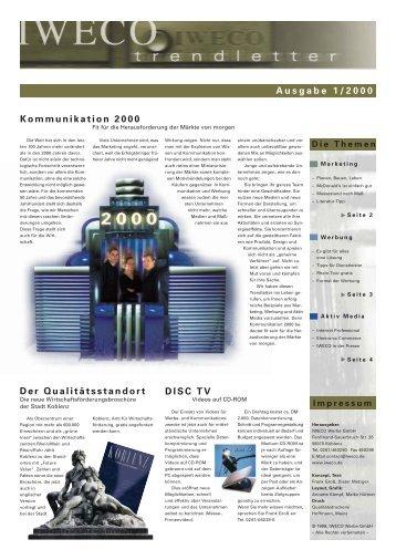 Tipps für Dienstleister - IWECO Werbe GmbH