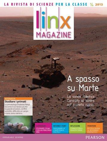 Scarica l'intero numero in formato PDF - Linx Magazine - Linx Edizioni